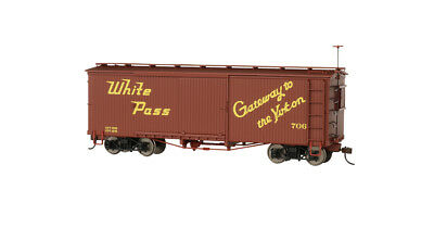27001 Wagon Box Car Bachmann Spectrum Train ON30  • 75€