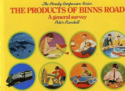 The Hornby Companion Vol 1  The Products Of Binns Road • 28.41€