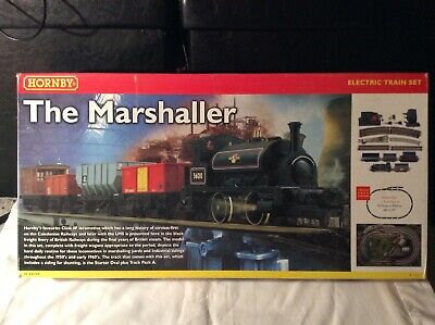 Hornby 'The Marshaller' Electric 00 Guage Train Set For Spares • 100.54€