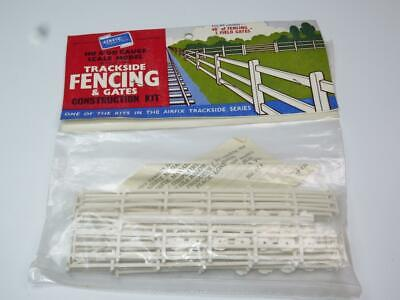 AIRFIX OO/HO MODEL RAILWAY KIT Fencing & Gates Unmade Bagged Rare Type 1 Header • 13.40€