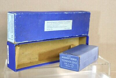 HORNBY DUBLO EDL12 EMPTY BOX ONLY For BR 4-6-2 LOCO 46232 DUCHESS Of MONTROSE Nv • 45.02€