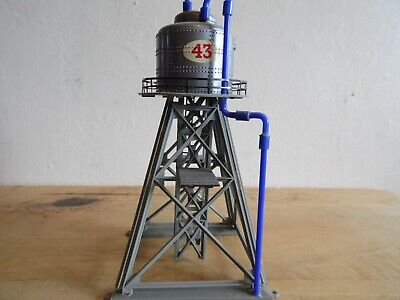 Building Built For Display  Oo/ho Scale   Gas/fuel Holder With Gantry • 11.16€