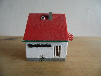 Building Built For Display  Oo/ho Scale   Guest House W/balcony • 7.81€