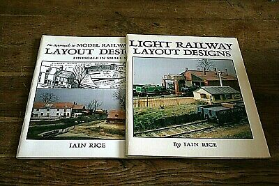 Light Railway Layout Designs/Model Railway Layout Design . Rice. Wild Swan  • 33.19€