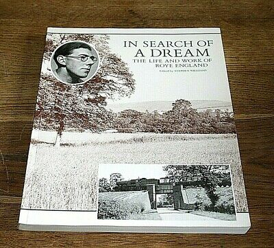 In Search Of A Dream Life & Work Of Roye England (Pendon ) Wild Swan + Guide  • 29.89€