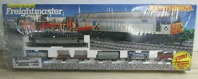 Vintage Hornby Railways R697 Electric Train Set Freightmaster Sealed Complete • 56.53€