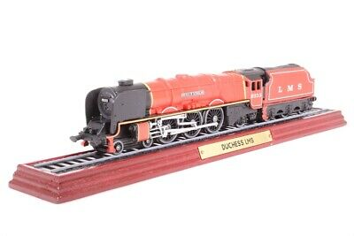 Deagostini Trains Légende Duchess Of Sutherland 6233 Lms Static • 16.20€