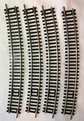 Lot De 4 Rails Peco Setrack N° 4 RAD • 19€