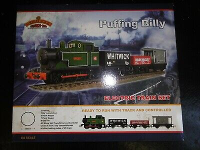 Bachmann Branch Line OO Scale 'Puffing Billy' Set • 56.29€