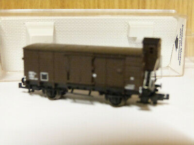 Wagons  Couvert  SNCF Echelle N  • 14€