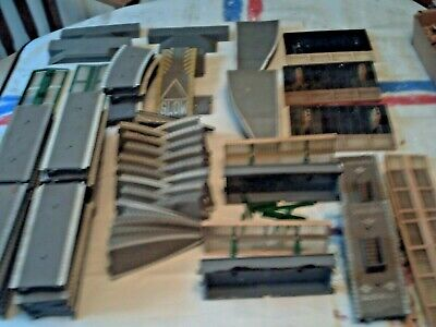 Large Lot Hornby Oo Station Platform Canopies 50+ Items • 23.12€