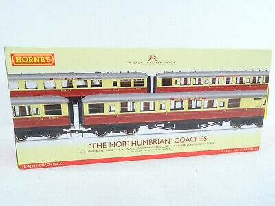Hornby The Northumbrian Coach Pack R4228 (look)  • 145.18€