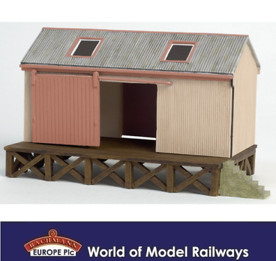 Bachmann 44-006 Corrugated Goods Shed OO Gauge Building • 32.61€