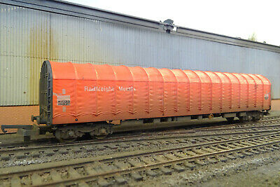 Lima Br Railfreight Sheet Covered Steel Wagon (lineside Weathered) • 36.90€