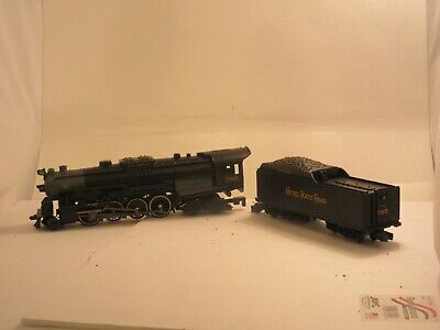 Lionel Nickel Plaque Route 765 S Jauge Berkshire Vapeur Locomotive Et Tender • 370.88€