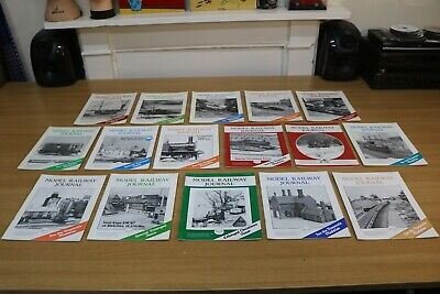 Model Railway Journal 16 Early Issues + Christmas Special Magazines • 34.08€