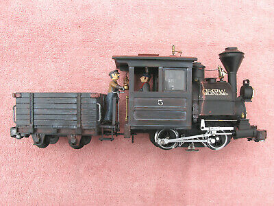 Lgb G-gauge: Re-worked Porter Loco With Tender - Nicely Modified - Working Order • 132.97€
