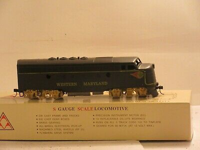 Western Maryland S Echelle Type F Diesel Locomotive • 231.80€