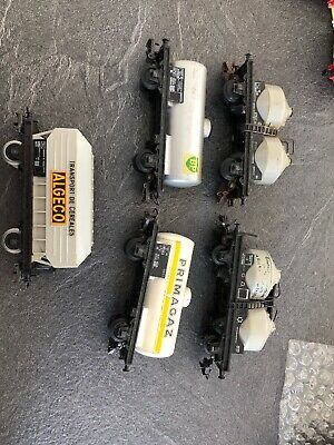 Lot Wagons Citerne Jouef • 12€