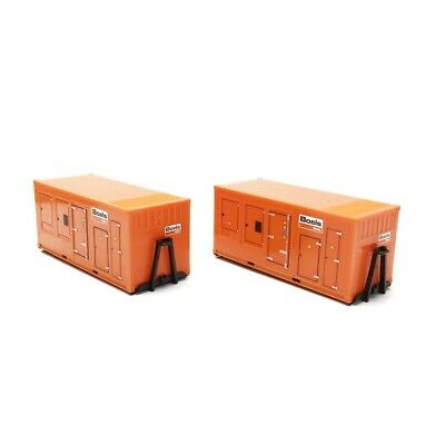 2 Containers 20  BOELS-HO 1/87-HERPA 76890 • 24.24€