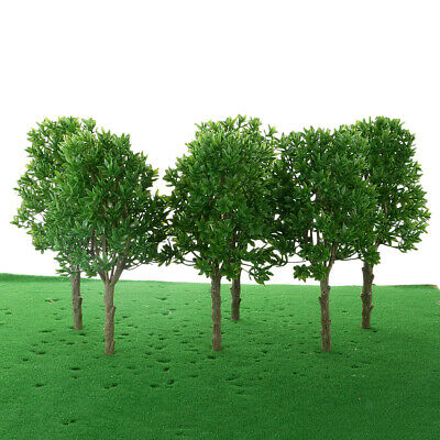 30 Pièces 1:30 Green Trees G Models Mini Access Fake Diorama Outdoors Kit • 53.45€