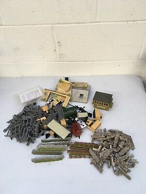 Hornby Skaledale Etc Lineside Building Stone Wall Etc Huge Scenery Collection • 55.21€