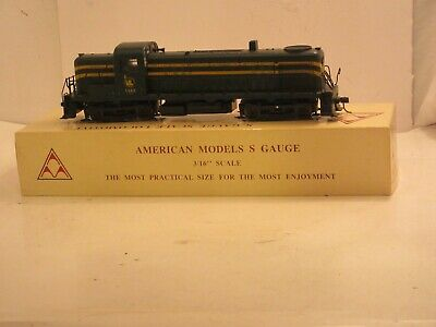 American Models Jersey Central 1542 S Echelle Rs Diesel Locomotive • 201.19€
