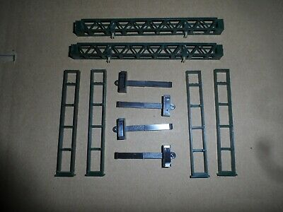 Triang Hornby Oo Gauge R580 Pair Of Opss Gantries Unboxed • 22.19€