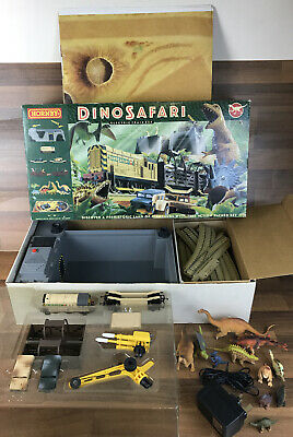 Vintage Hornby Dinosafari Train Set T1500 - Boxed - Working - Complete - Rare • 184.78€