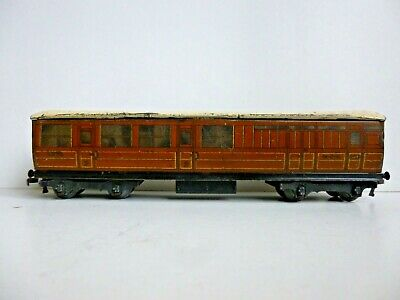 3 Hornby Dublo LNER Gresley Coaches Composite: 2 X 42759 And 1 Brake/3rd 45402  • 19.69€