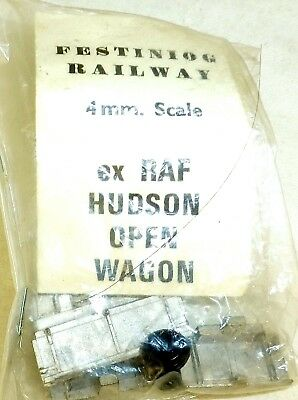Ex Raf Hudson Décapotable Wagon 4mm Échelle Festiniog Railway 4mm Kit Å • 41.04€