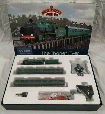 Bachmann 30-165 The Thanet Flyer Southern Railway Passenger Train Set UNUSED • 160.70€