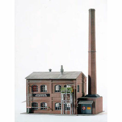 PIKO Warwick Boiler House Kit N Gauge 60014 • 51.61€