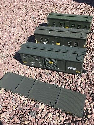 USA Trains U.S Army  LOT Of 4  • 150€