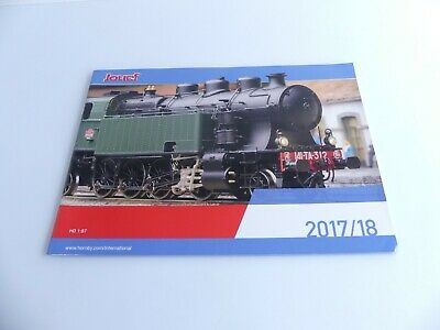 Jouef Catalogue Annee 2017 / 18 • 7€