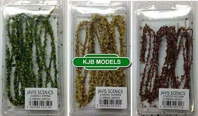 Javis Model Railway / Wargames Scenery Climbing Weeds 3 Variations Available  • 4.53€