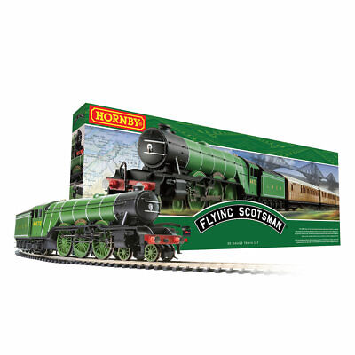 Hornby R1255M Flying Scotsman Train Set • 160.09€