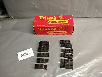 J51 7 TRIANG OO GAUGE R314 Spare SCREW FIX MAST BASES MINT No Box • 7.76€