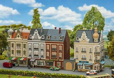 Faller Beethovenstrasse Row Of Shops Building Kit III N Gauge 232385 • 68.66€