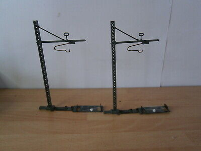 OO/HO Gauge Lima Golden Series Catenary Masts And Feet X 2 • 4.49€