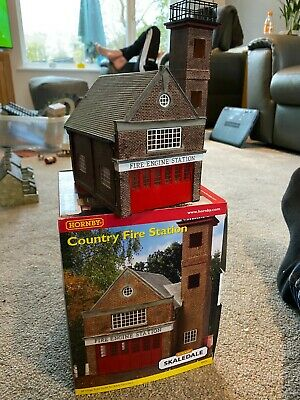 Hornby Skaledale Country Fire Station • 36€