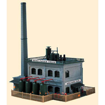 PIKO A Unger Furniture Factory Kit N Gauge 60029 • 45.38€