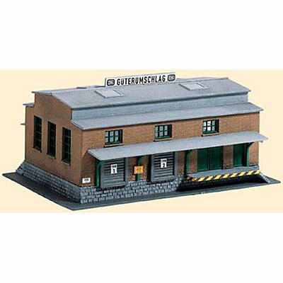 PIKO DB Freight Office Kit N Gauge 60027 • 45.38€
