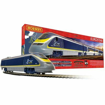HORNBY Set R1176 Eurostar Train Set • 140.08€