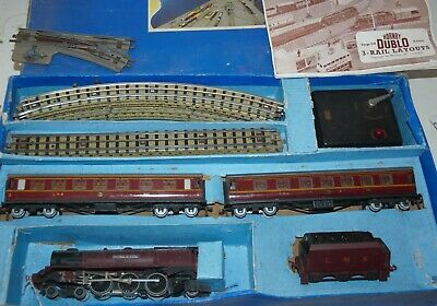 Hornby Dublo Train Set Duchess Of Atol Complete With Controller • 145.18€