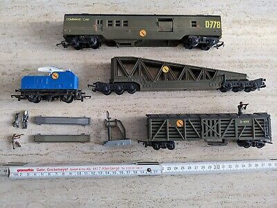 Triang Hornby Battle Space Command Bundle. Rare Set. Free Uk Postage. • 195.65€