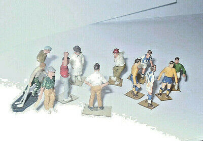 Interesting Small Collection Of 12 Sportsman Gwo  • 3.34€