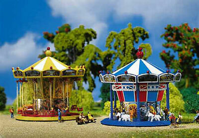 Faller Childrens Merry Go Round Fairground Building Kit III N Gauge 242316 • 34.98€