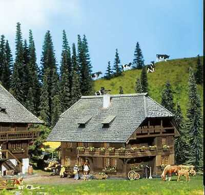 Faller Black Forest House Building Kit I N Gauge 232256 • 44.49€