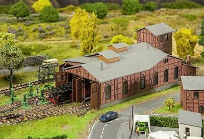 Faller Locomotive Depot Building Kit II N Gauge 222113 • 34.98€